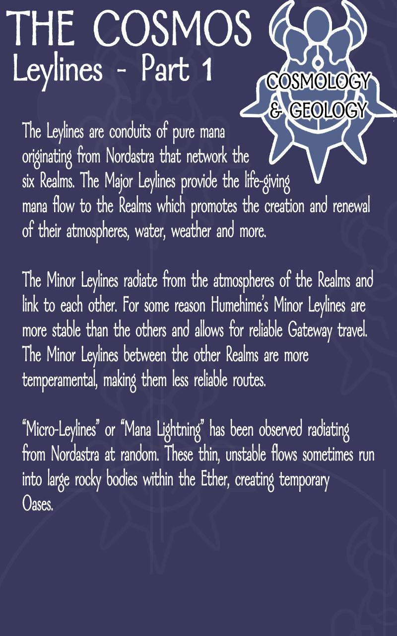 The Cosmos – Leylines Pt. 1