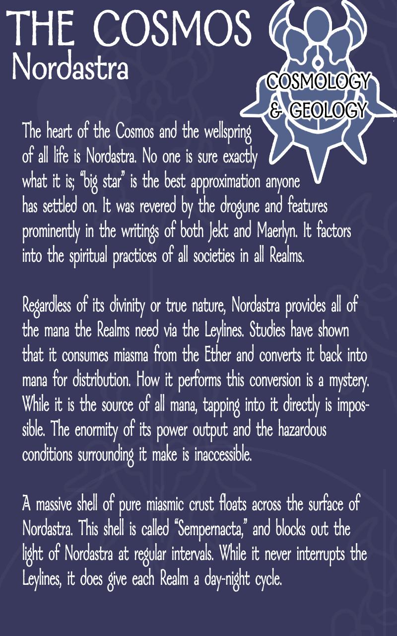 The Cosmos – Nordastra